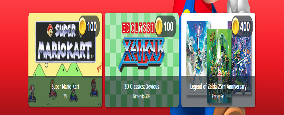 ClubNintendo-Coins-rewards
