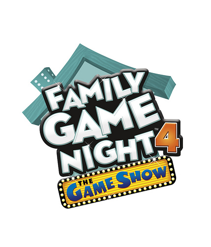 Family Game Night 4 The Game Show Logo