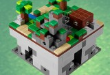 Lego Minecraft 4