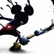 Epic Mickey Paintbrush