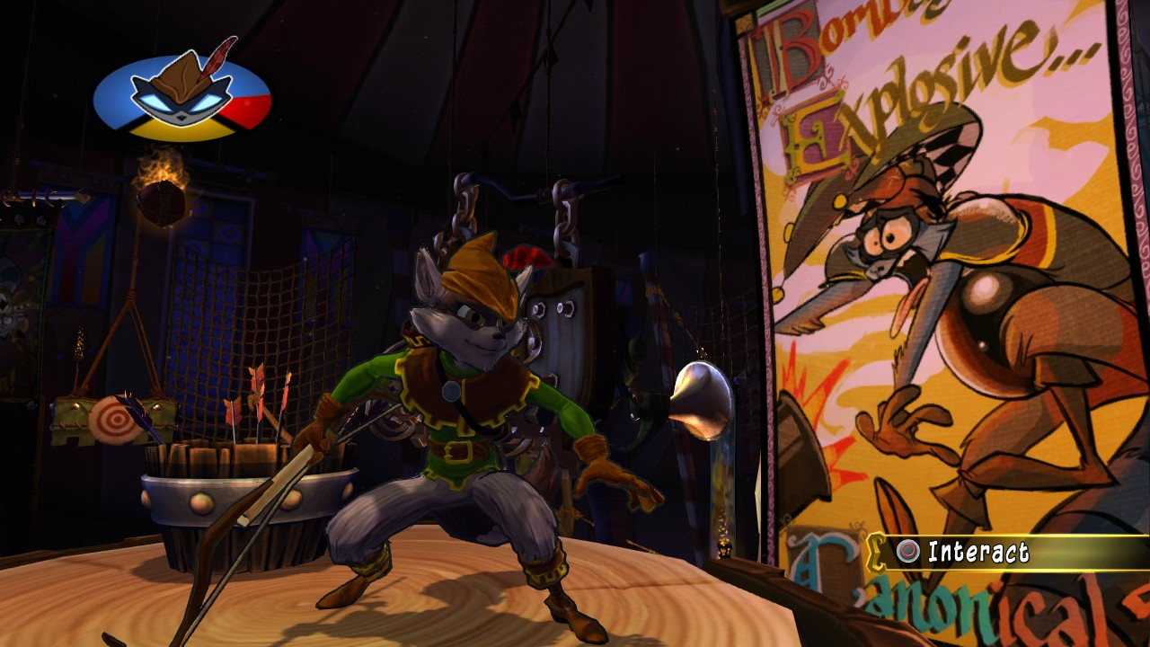 Sly Cooper Thieves In Time 3