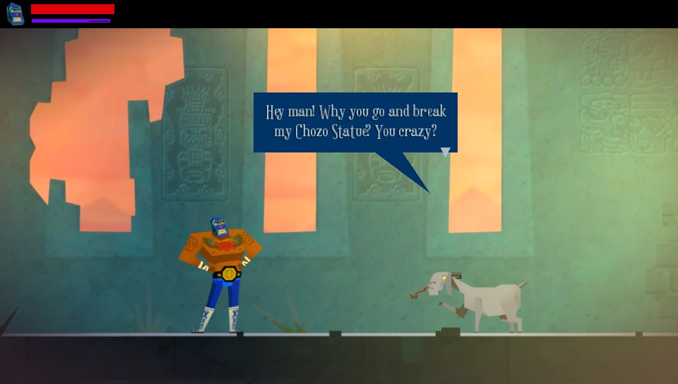 Guacamelee Vita Screen 15