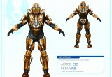 Halo 4 Web Armour Bonus