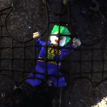 Lego Batman 2 Joker Trapped