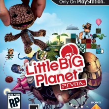 Little Big Planet Vita Box Art