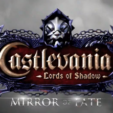 Casltevania LOS Mirror of Fate Logo
