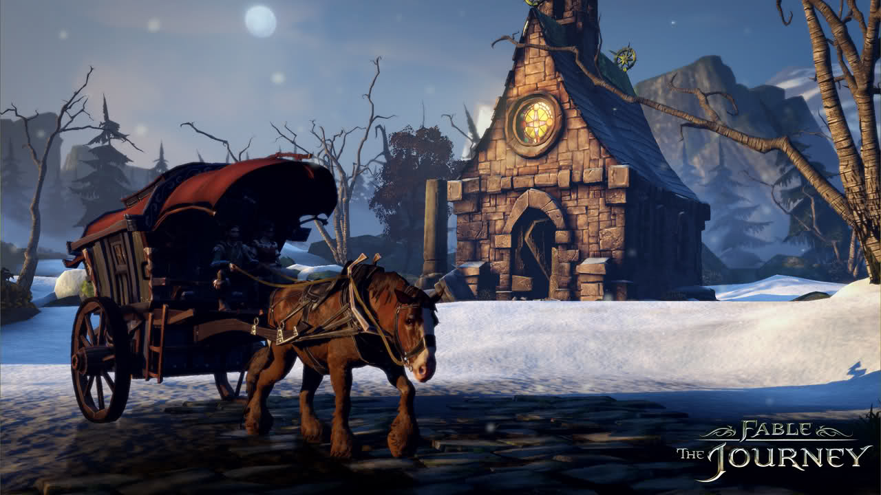 Fable-The Journey Screen 3