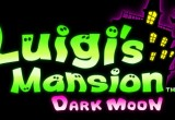 Luigis Mansion Dark Moon Logo