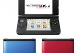 Nintend 3DS XL colours