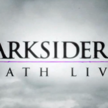 Darksiders II Death Lives Logo