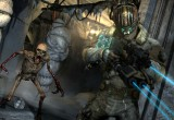 Dead Space 3 Isaac sneaked up on