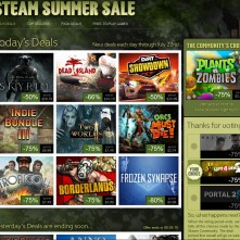 Steam Summer Sale 2012 Day 3