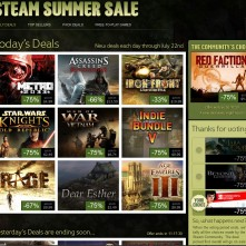 Steam Summer Sale 2012 Day 5