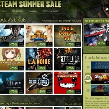 Steam Summer Sale 2012 Day 7