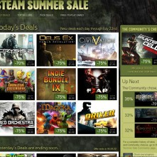 Steam Summer Sale 2012 Day 9