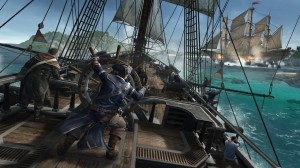 Assassin's Creed III Naval Battle 1 TheEncounter