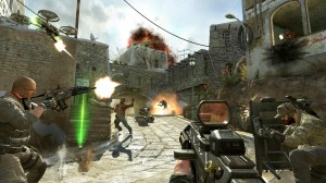 Black Ops II Yemen - Street fight
