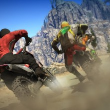 GTA V Dirtbike