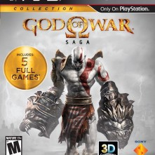 God of war Saga US Collection Box