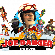 Joe Danger The Movie Logo