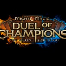 Might and magic duel of champions logo