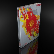 PES 2013 Man United Steelbook 2