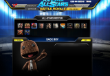 PS All Stars Sackboy leak