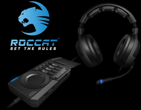 Roccat Kave - 5.1 Gaming Headset
