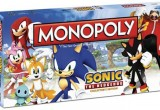 Sonic The Hedgehog Monopoly Box