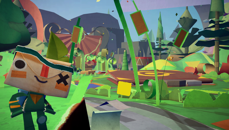 Tearaway Screenshot 1