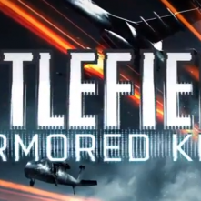 Battlefield 3 Armoured Kill