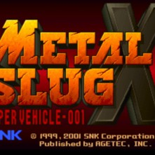 MetalSlugX