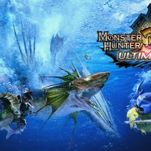 Monster Hunter 3 Ultimate Artwork