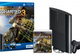 PS3 4000 Uncharted 3 US bundle