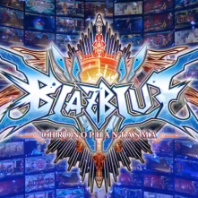 BlazBlue Chrono Phantasma logo