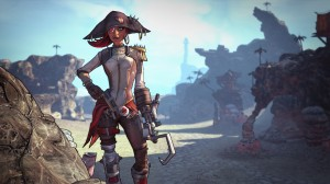 Borderlands 2 Captain Scarlett DLC 1