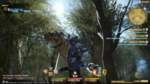 Final Fantasy XIV PS3 Screen 2