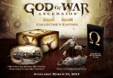 God of War Ascension Collector's Edition