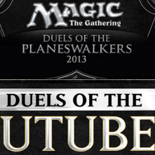 Magic- The Gathering Duel of the Youtubers