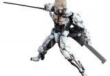 Metal Gear Rising Revengeance White Raiden Figure 3