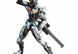 Metal Gear Rising Revengeance White Raiden Figure 4