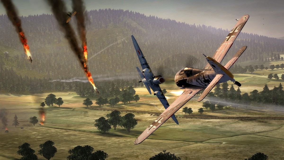 dogfight1942 Screen 3
