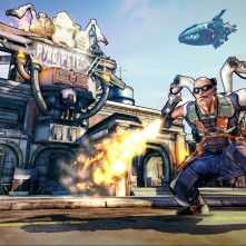 Borderlands 2 Mr Tourge's Campaign of Carnage Pyro Pete's