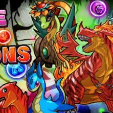 Puzzle &amp; Dragons Logo