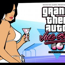 Vice City 10th Anniversary Splash