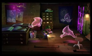 Luigi's Mansion Dark Moon Screen 4