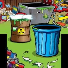 Trash Pack Screen 1