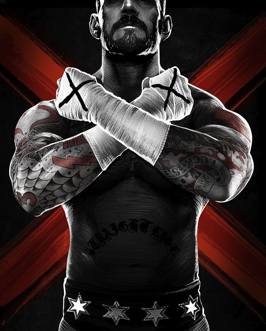 WWE13 Key Art no logo