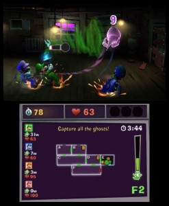 Luigi's Mansion Dark Moon Multiplayer 2