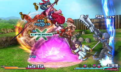 Project X Zone X_cross_hit